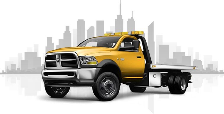 Frisco Towing Service of trucks