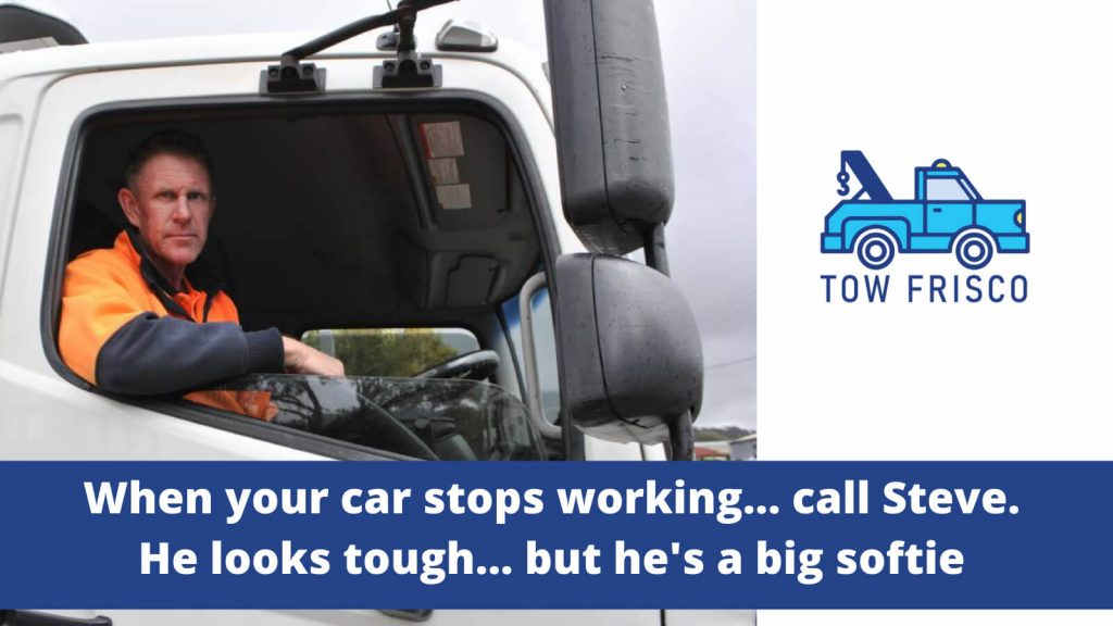 local towing services in Frisco Tx